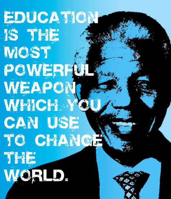 Esukudu nelson mandela education